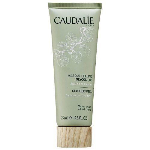 Made in France: Лучшие уходовые средства для лица и тела: Caudalie гликоликовая маска