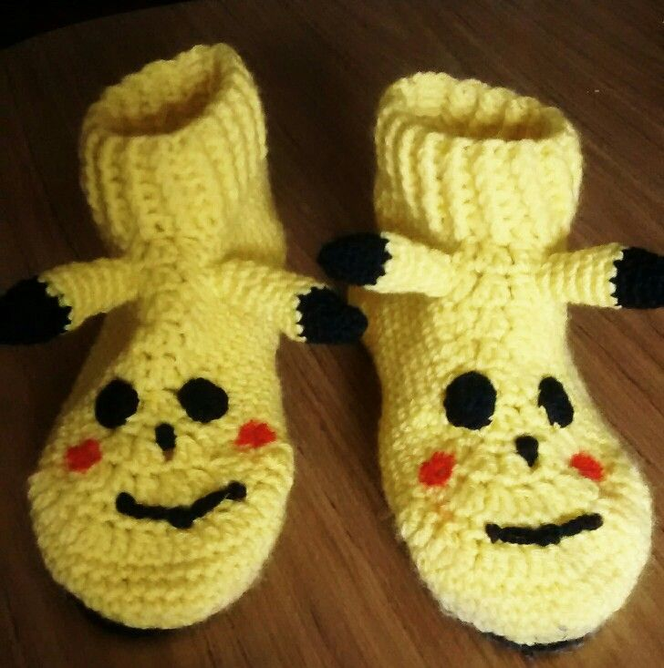 Pantuflas pokemon