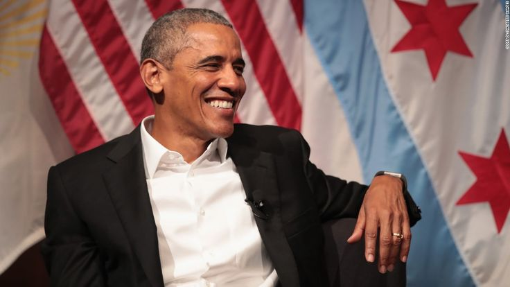 Obama addresses young leaders in Chicago - via @Cnn