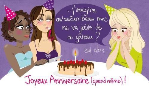 Joyeux Anniversaire (quand même) #anniversaire #joyeux_anniversaire #bon_anniversaire