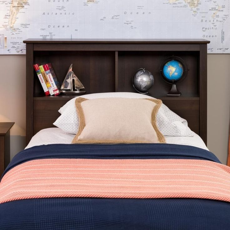 Best 25 Bookcase Headboard Ideas On Pinterest Bookshelf