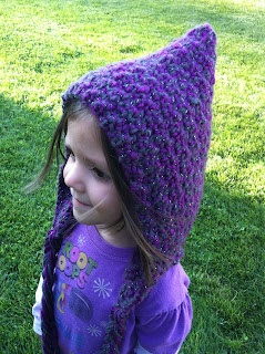Free Pattern: Design Adventures: Hood Hat