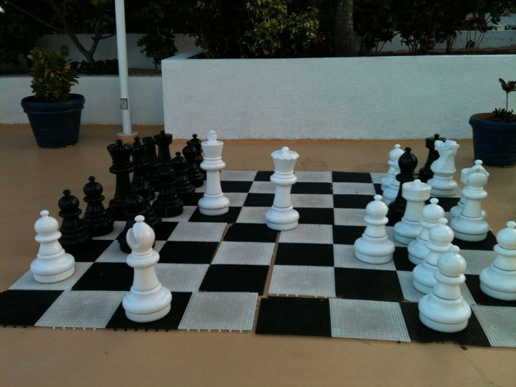 life size chess on the beach snowbirds welcome to winter