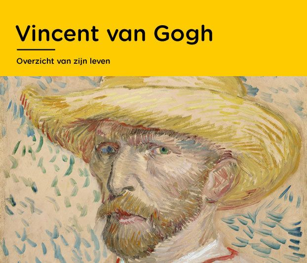 Van Gogh Museum: a visit to the this museum is a unique experience. Nowhere in the world can you admire so many paintings of Vincent van Gogh in one place.