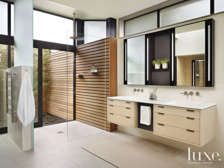 Bathroom Partitions Hillside Nj best 25+ neutral modern bathrooms ideas only on pinterest   modern