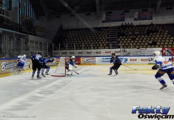 Unia zagra z GKS na własnym lodowisku #Oświęcim #hokej #Unia #GKSKatowice #mecz #spotkanie #PHL