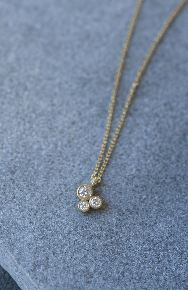 HASUNA necklace  #HASUNA#necklace#diamond#K18#ネックレス#ダイヤモンド#fashion#accessory#jewelry