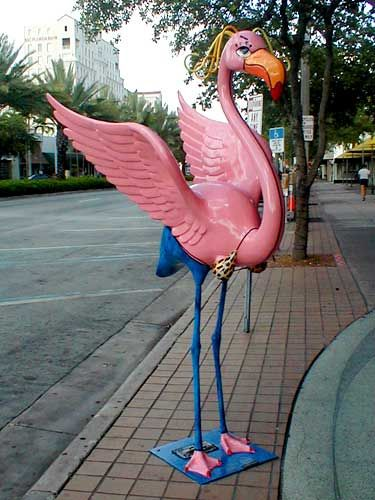 flamingos in the gables - Google Search