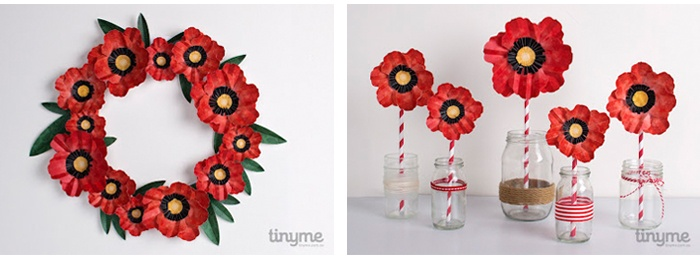 LOVE IT!! so cute - ANZAC Day // with tinyme | Bonds