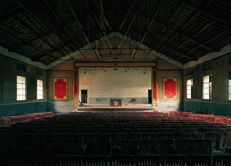 Shao Yinong & Mu Chen / the assembly hall serie, 2005