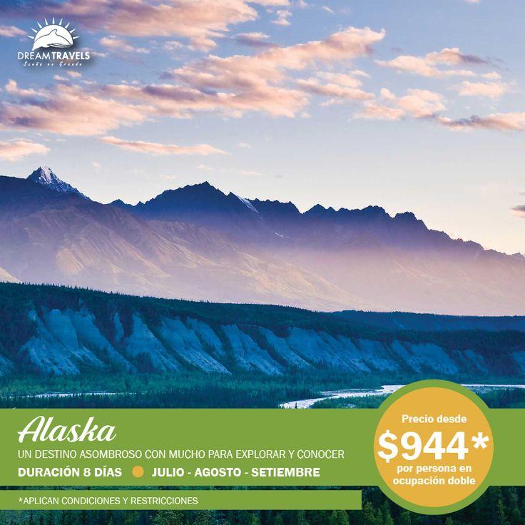 Crucero en Alaska | Dream Travels Costa Rica
