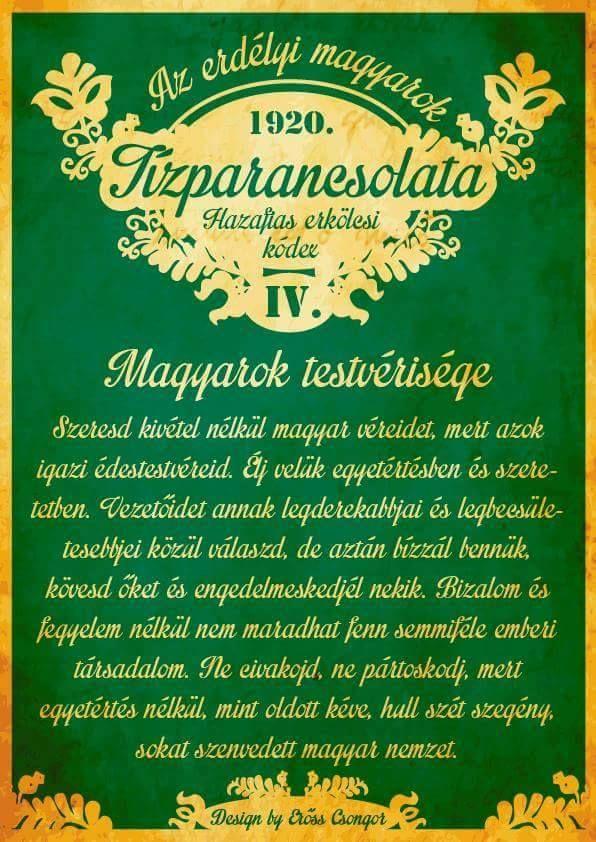 Magyarok testvérisége