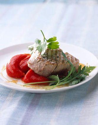 Recette Thon rouge grillé au vinaigre balsamique