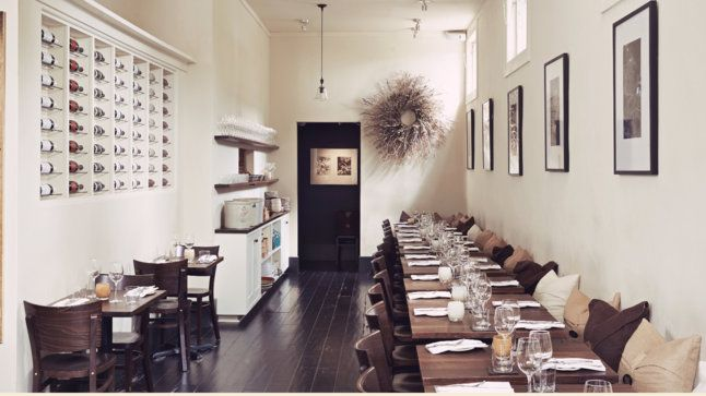 Best meal ever...Frances in San Francisco. The Best Restaurants in SF - Eat - Thrillist San Francisco