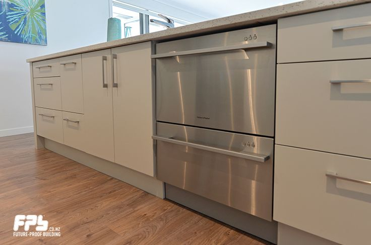 Fisher & Paykel Double DishDrawer™ DD60DDFX7. https://www.fisherpaykel.com/nz/kitchen/dishwashing/dishdrawer/DD60DDFX7/