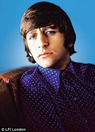 'It's difficult, because people don't want you to grow up. A lot of people outside the Beatles want to keep me in that world,' said Ringo Starr