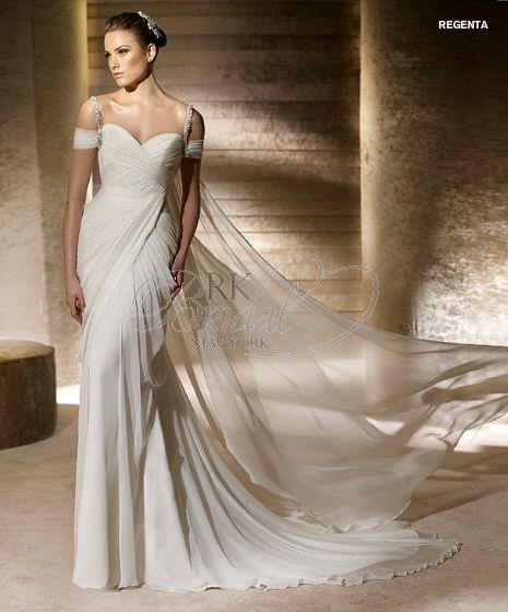 San Patrick Regenta V 2007 Wedding Dress Pinterest