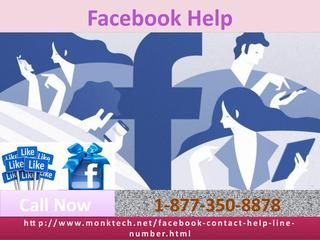 To Create A Group On FB Swiftly Take Facebook Helpline1-877-350-8878If you are unable to create a group on Facebook, then without any single doubt join hand with our well-experienced Facebook Helpline team who is available 24/7 only for you. For this, you should place a call at our toll-free number 1-877-350-8878 where you will be provided with top-notch solution within less interval of time. http://www.monktech.net/facebook-contact-help-line-number.html