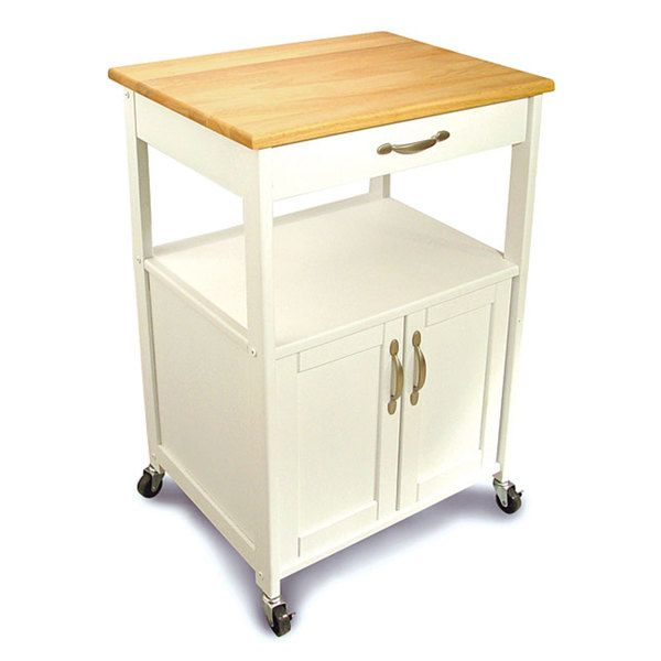 Shop Simple Living Rolling Galvin Microwave Cart: Best 25+ Kitchen Storage Trolley Ideas On Pinterest
