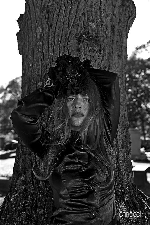 Model Vera Kolupaeva  Assistants Eva Svenberg and  Daniel Varghamne ©Anna Ósk Erlingsdóttir All rights