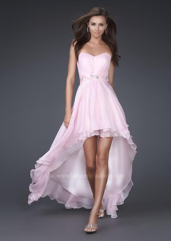 55 best Pink Bridesmaids Dresses images on Pinterest | Evening gowns ...
