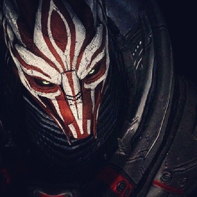 Nihlus, Mass Effect