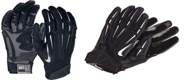 Nike Youth Superbad 3.0 Padded Receivers Gloves
