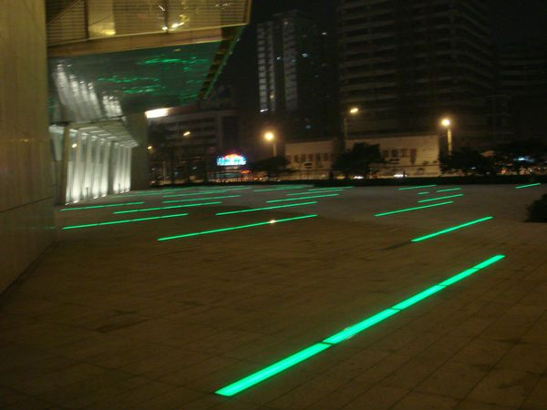 Ip67 Linear Walkover Underground Light Buy Walkover
