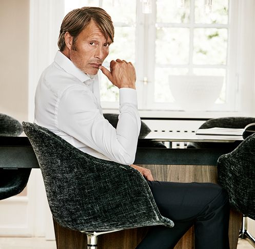 Mads Mikkelsen's interior design from BoConcept