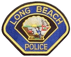 Long Beach Police Department shoulder patch. Courtesy photo. www.bishopoutreach.org