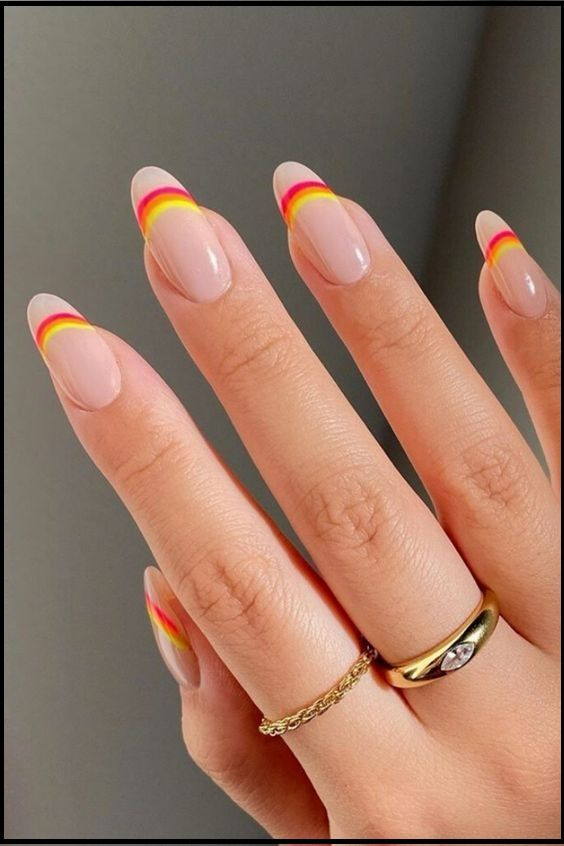Side Effects Of Nail Polish After 10 Hours Of Applying In 2020 Minimalist Nails Dream Nails Pretty Acrylic Nails
