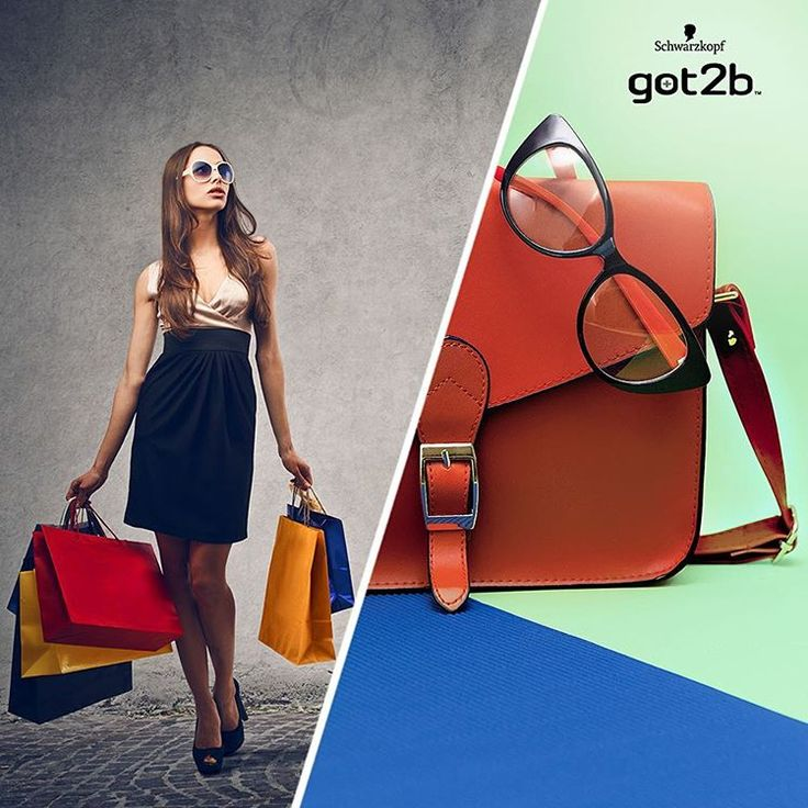 Слишком долго носить одно и то же платье вредно для организма. Поэтому я купила новые туфли, сумочку и вон те очки! #got2b #lifestyle