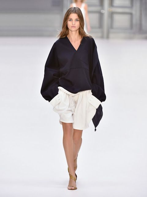 Lily Of The City:  Lily Of The CityChloé SS17 Runway Collection