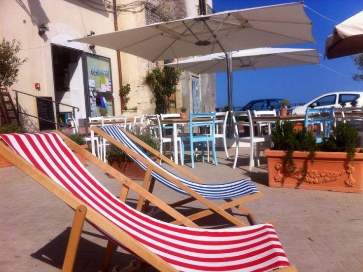 aLevante restaurant in Syracuse, Sicily | Largo della Gancia, 5