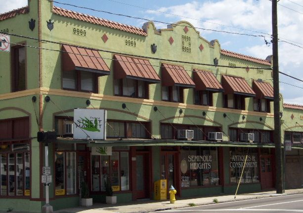 Seminole Heights Antiques Tampa A Little Mall Of