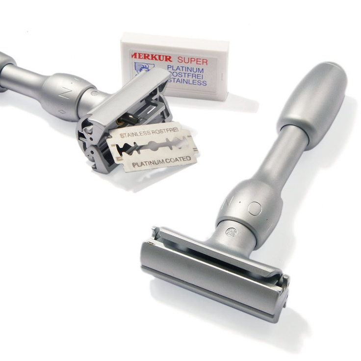 Merkur Vision 2000 Safety Razor...  the end all of safety razors :D