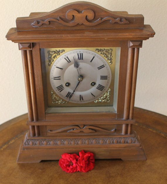 Wooden Mantel Clock Plans Woodworking Projects Amp Plans