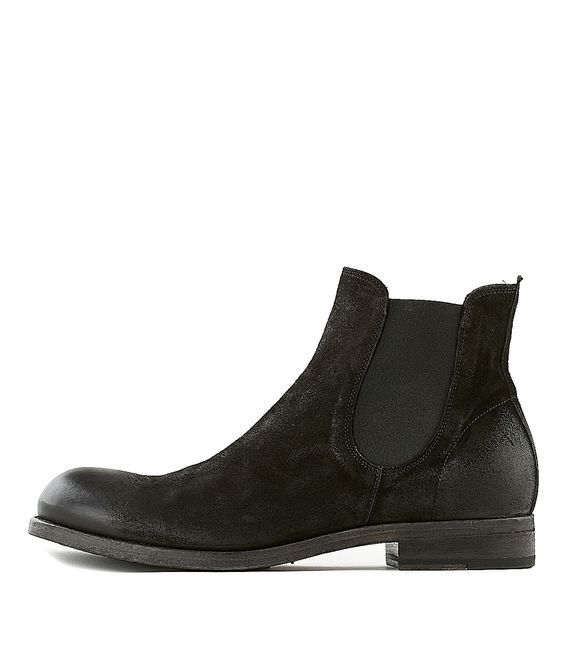 PANTANETTI-Chelsea Boot-7342-Men-Schwarz-ROSSI&CO #boots #ankleboots #christmas #present #ideas #geschenk #ideen #pantanetti #ankleboot #online #outlet #sale #men #fashion #shoes #chelsea #black