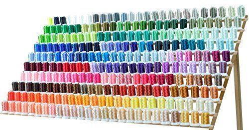 Embroidery Machine Thread Rack Sewing Notions And Supplies 63 Spool Holder