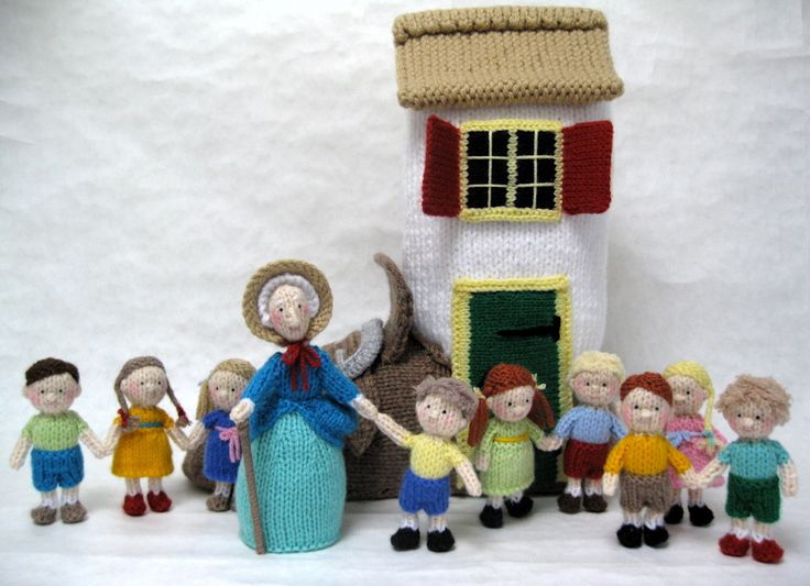 Knitting Patterns Toys Alan Dart : The 112 best images about alan dart on Pinterest Hamsters, Ravelry and Shau...