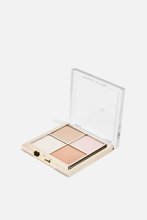 Limited Edition Highlighter Palette in White Noise | Sutherland