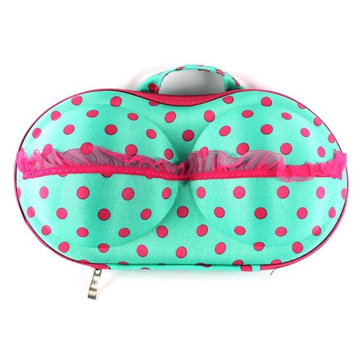 Women's Underwear Travel Organizer Box