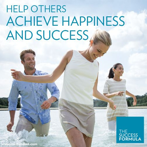 Help others achieve happiness and success. #TSF #NuSkin