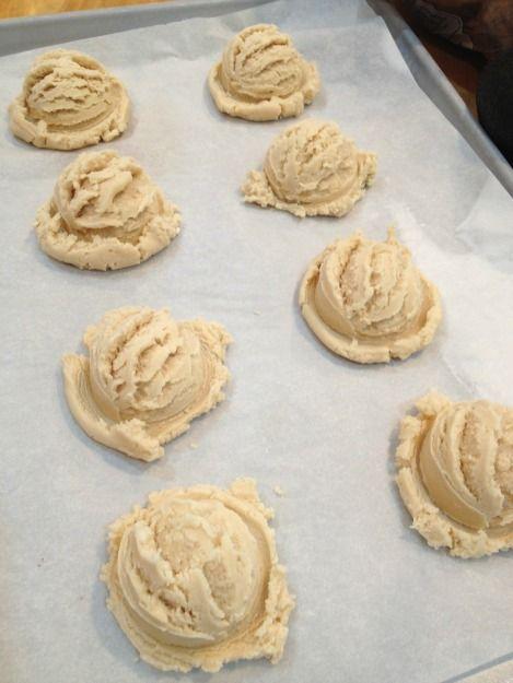 Helado de vainilla Cucharada Galletas Congelado   – BHG's Best Baking Recipes