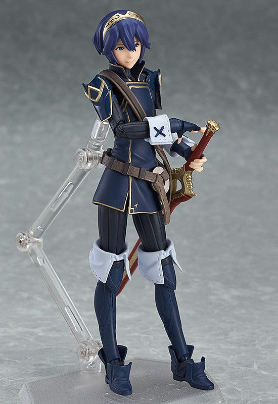 From the popular Nintendo 3DS game 'Fire Emblem: Awakening' comes a figma of…