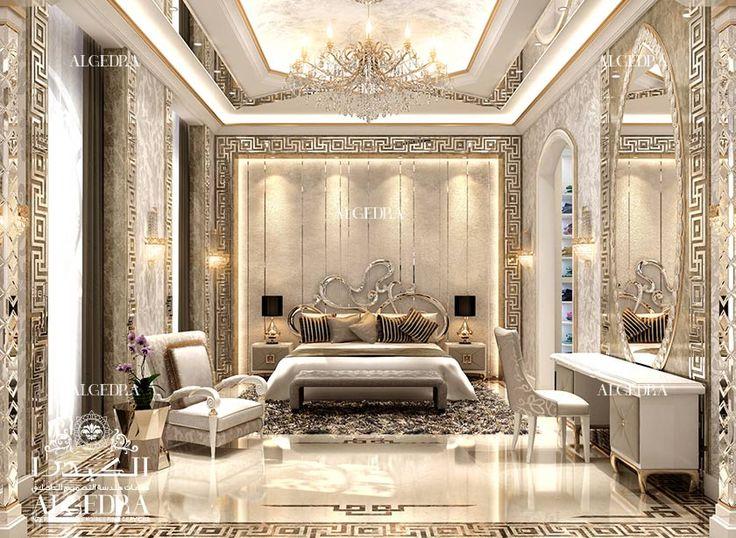 luxury master bedroom design interior decor by algedra - Luxury Master Bedroom