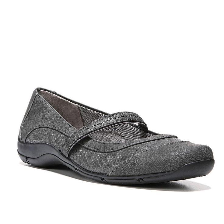 LifeStride Dare Women's Mary Jane Shoes, Size: medium (6.5), Dark Grey