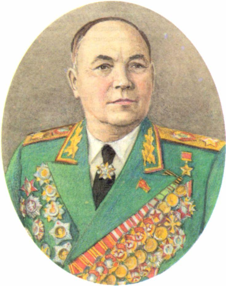 Matvei Vasilevich Zakharov
