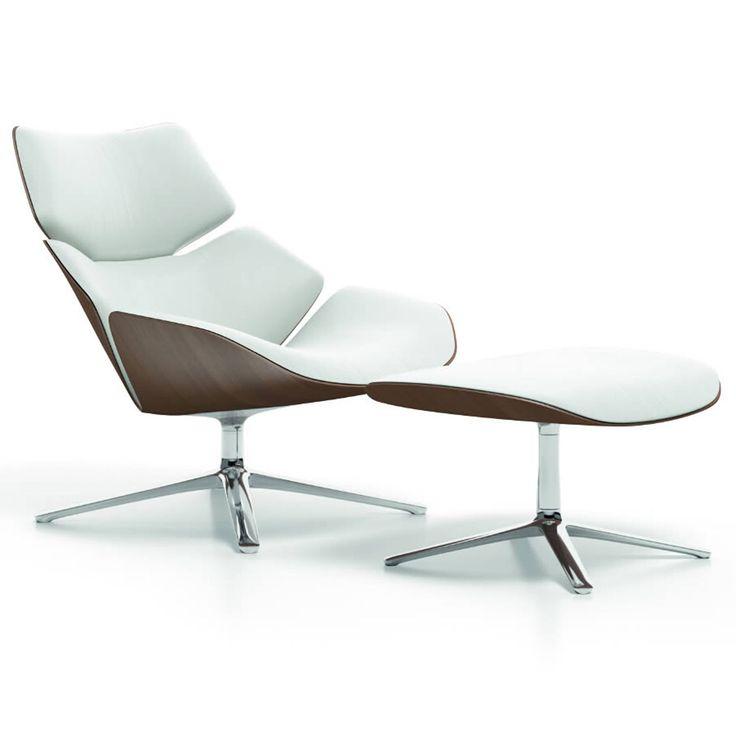 Shrimp Lounge Chair | Jehs + Laub | COR Sitzmöbel