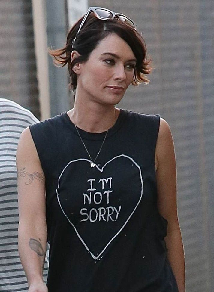 Lena Headey on Kimmel and hot with Pedro Pascal|Lainey Gossip Entertainment Update